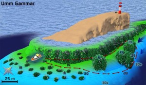 Umm-Gamar-Map